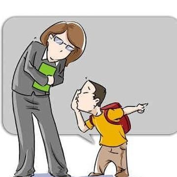 自恋的妈妈很焦虑 简单三招,纠正孩子说脏话的习惯 孩子不可爱,是图片